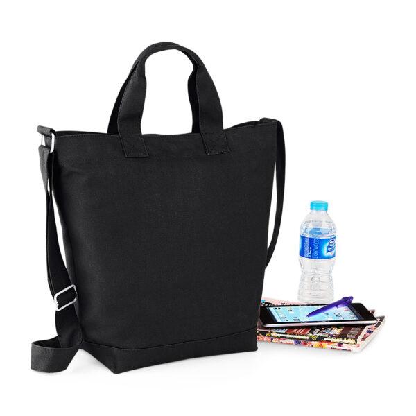 Mahukas kangast õlakott - Canvas Day Bag