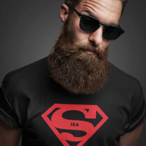 t-särk isadele kes on super isad must