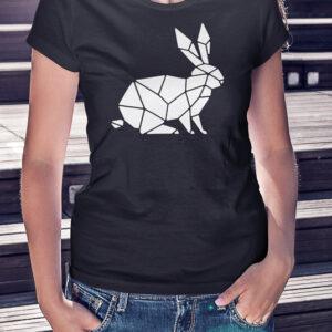 Naiste T-särk Jänes bunny